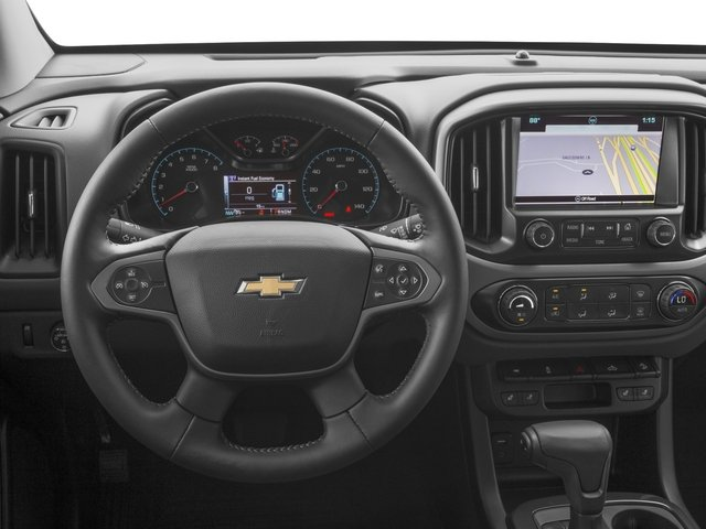2018 Chevrolet Colorado Base Price 2WD Crew Cab 128.3 Z71 Pricing driver's dashboard