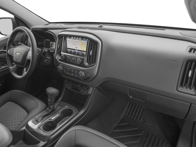 2018 Chevrolet Colorado Base Price 2WD Crew Cab 128.3 Z71 Pricing passenger's dashboard