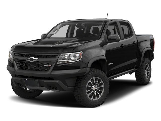 2018 Chevrolet Colorado Base Price 4WD Crew Cab 128.3 ZR2 Pricing Side  Front View