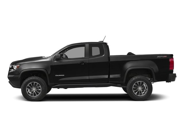 2018 Chevrolet Colorado Base Price 4WD Ext Cab 128.3 ZR2 Pricing side view