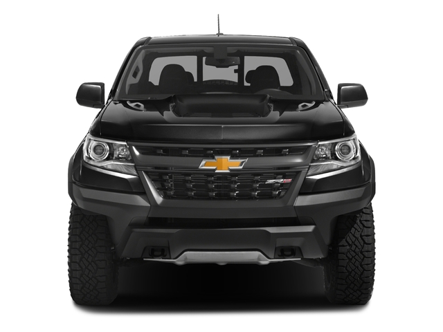 2018 Chevrolet Colorado Base Price 4WD Ext Cab 128.3 ZR2 Pricing front view