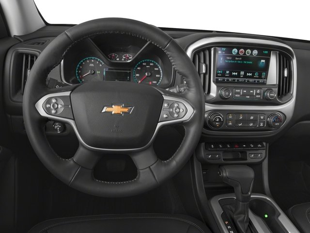 2018 Chevrolet Colorado Base Price 4WD Ext Cab 128.3 ZR2 Pricing driver's dashboard
