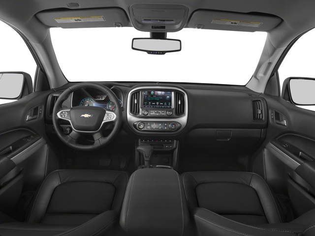 2018 Chevrolet Colorado Base Price 4WD Ext Cab 128.3 ZR2 Pricing full dashboard