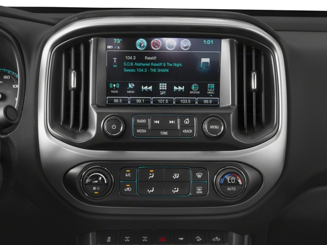 2018 Chevrolet Colorado Base Price 4WD Ext Cab 128.3 ZR2 Pricing stereo system