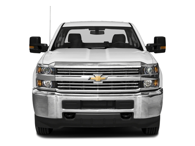 2018 Chevrolet Silverado 2500HD Base Price 4WD Crew Cab 167.7 Work Truck Pricing front view