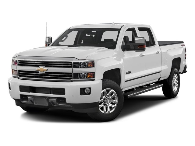 2018 Chevrolet Silverado 3500HD Base Price 4WD Crew Cab 167.7 High Country Pricing side front view
