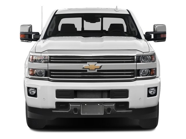 2018 Chevrolet Silverado 3500HD Base Price 4WD Crew Cab 167.7 High Country Pricing front view