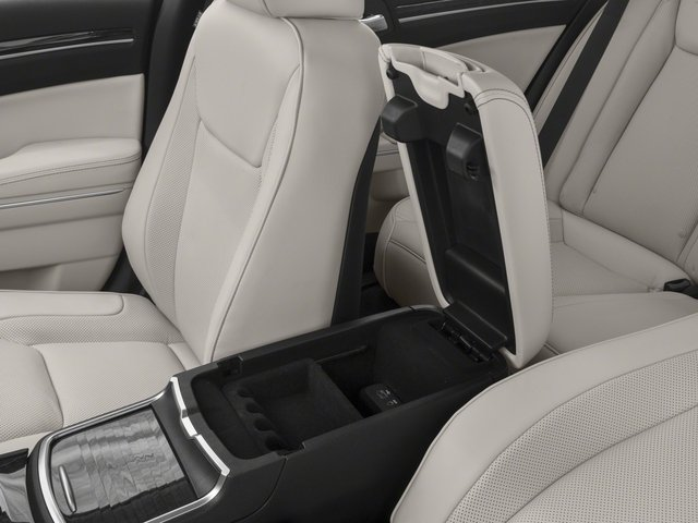 2018 Chrysler 300 Base Price Touring RWD Pricing center storage console