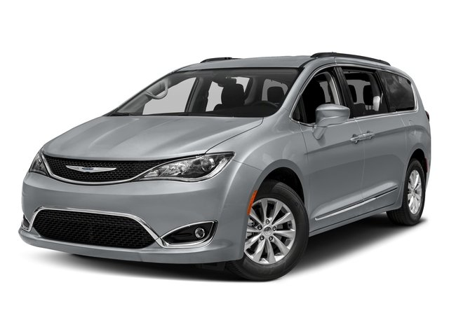 2018 Chrysler Pacifica Base Price Touring L Plus Fwd Pricing Side Front View