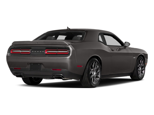 2018 Dodge Challenger Base Price T/A RWD Pricing side rear view