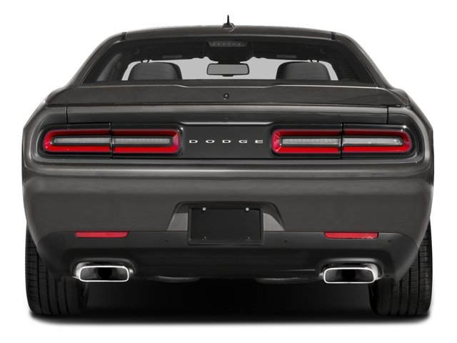 2018 Dodge Challenger Base Price T/A RWD Pricing rear view