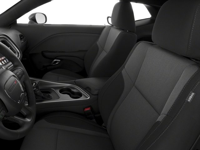 2018 Dodge Challenger Base Price T/A RWD Pricing front seat interior