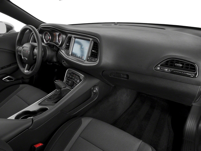 2018 Dodge Challenger Base Price T/A RWD Pricing passenger's dashboard