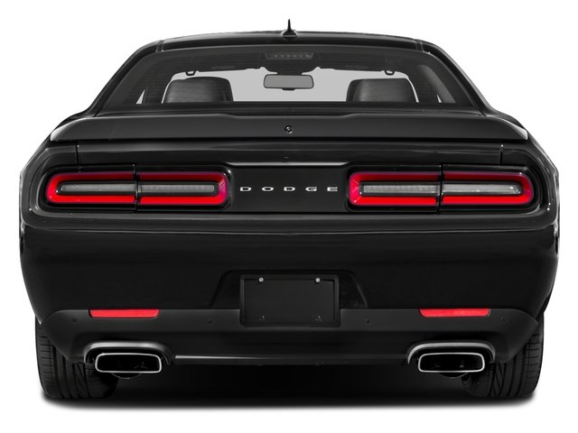 2018 Dodge Challenger Base Price R/T Scat Pack RWD Pricing rear view
