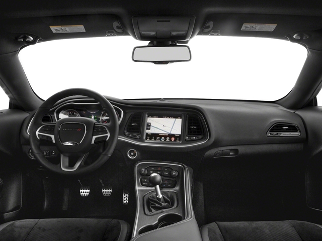 2018 Dodge Challenger Base Price R/T Scat Pack RWD Pricing full dashboard