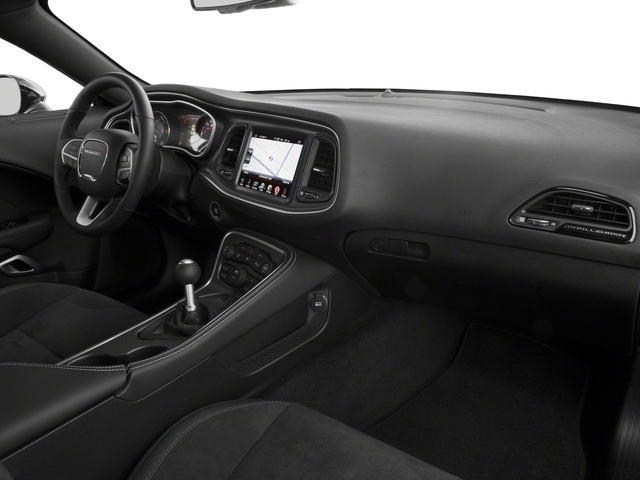 2018 Dodge Challenger Base Price R/T Scat Pack RWD Pricing passenger's dashboard