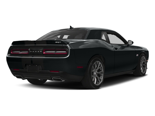 2018 Dodge Challenger Pictures Challenger SRT 392 RWD photos side rear view