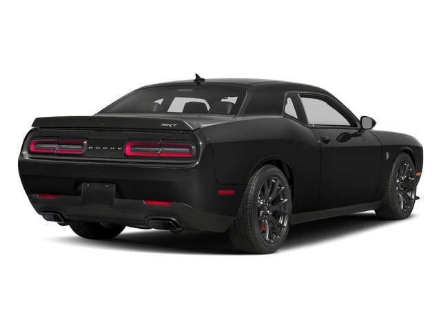2018 Dodge Challenger Base Price SRT Hellcat RWD Pricing side rear view