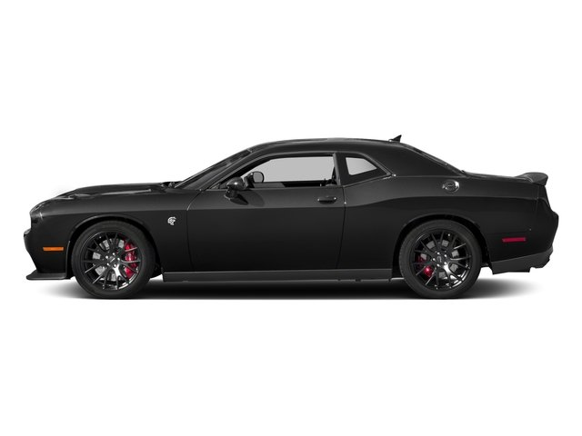2018 Dodge Challenger Base Price SRT Hellcat RWD Pricing side view