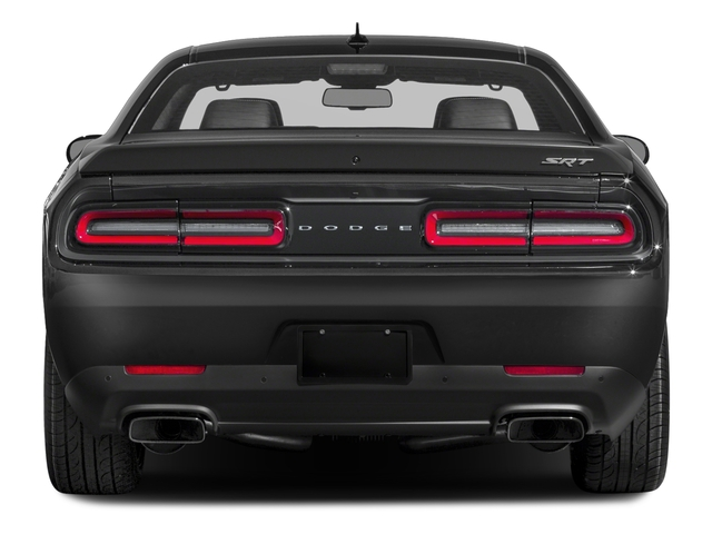 2018 Dodge Challenger Base Price SRT Hellcat RWD Pricing rear view