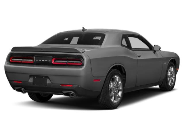 2018 Dodge Challenger Prices and Values Coupe 2D R/T Scat Pack V8 side rear view