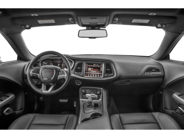 2018 Dodge Challenger Prices and Values Coupe 2D GT AWD V6 full dashboard