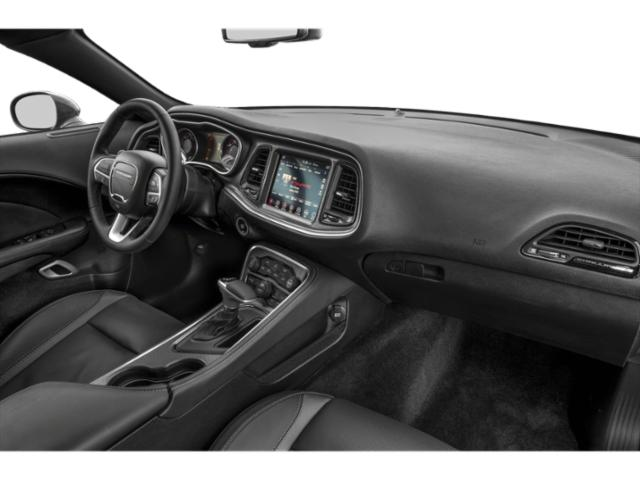 2018 Dodge Challenger Prices and Values Coupe 2D GT AWD V6 passenger's dashboard