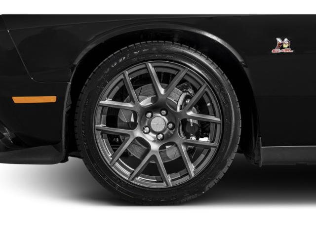 2018 Dodge Challenger Pictures Challenger Coupe 2D SRT 392 V8 photos wheel
