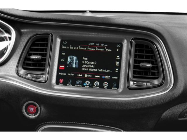 2018 Dodge Challenger Prices and Values Coupe 2D R/T Scat Pack V8 stereo system