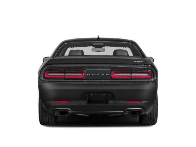 2018 Dodge Challenger Pictures Challenger Coupe 2D SRT 392 V8 photos rear view
