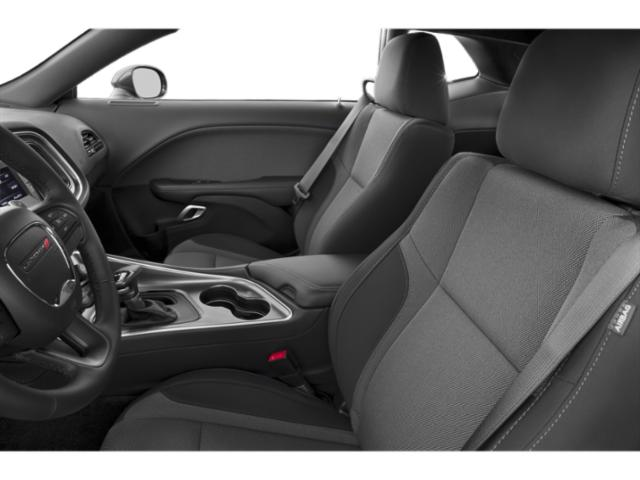2018 Dodge Challenger Prices and Values Coupe 2D R/T Scat Pack V8 front seat interior