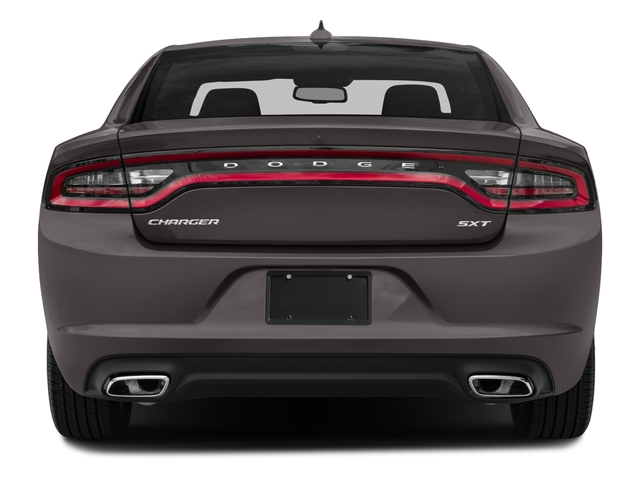 2018 Dodge Charger Base Price SXT RWD Pricing rear view