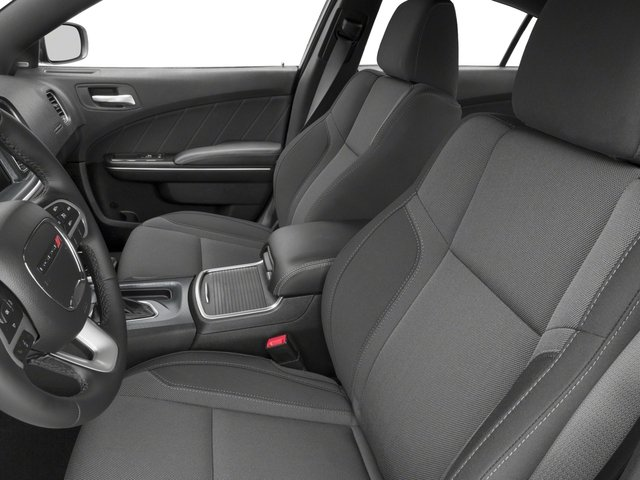 2018 Dodge Charger Base Price SXT RWD Pricing front seat interior
