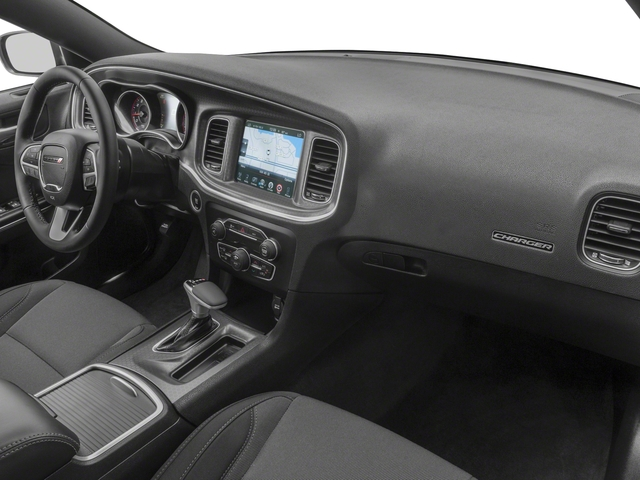 2018 Dodge Charger Base Price SXT RWD Pricing passenger's dashboard