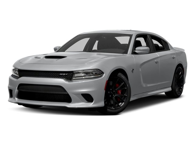 2018 Dodge Charger Pictures Charger SRT Hellcat RWD photos side front view