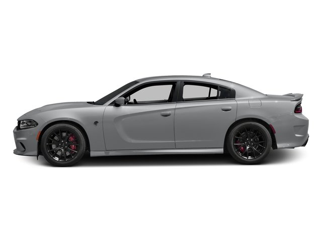 2018 Dodge Charger Pictures Charger SRT Hellcat RWD photos side view