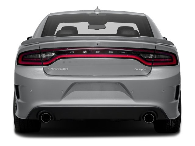 2018 Dodge Charger Pictures Charger SRT Hellcat RWD photos rear view