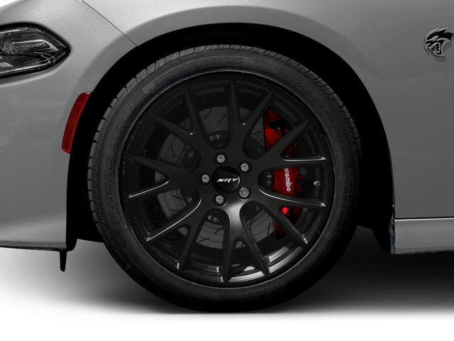 2018 Dodge Charger Pictures Charger SRT Hellcat RWD photos wheel