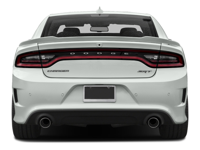 2018 Dodge Charger Pictures Charger SRT 392 RWD photos rear view