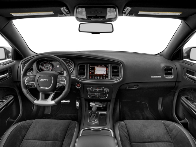 2018 Dodge Charger Pictures Charger SRT 392 RWD photos full dashboard