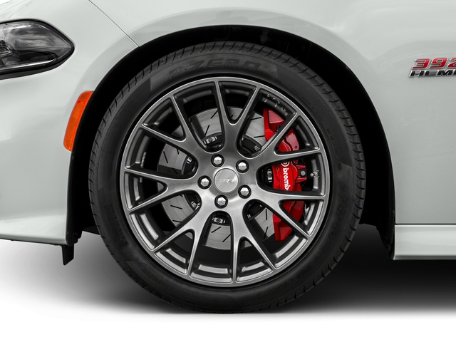 2018 Dodge Charger Pictures Charger SRT 392 RWD photos wheel