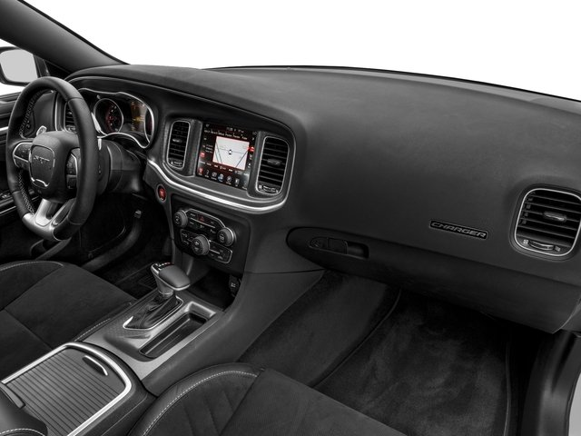 2018 Dodge Charger Pictures Charger SRT 392 RWD photos passenger's dashboard