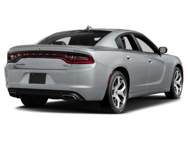 2018 Dodge Charger Prices and Values Sedan 4D R/T Scat Pack V8 side rear view