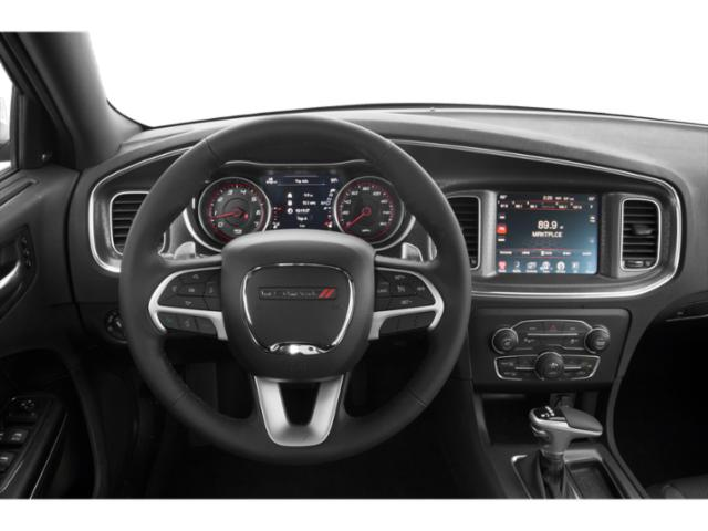 2018 Dodge Charger Prices and Values Sedan 4D R/T Scat Pack V8 driver's dashboard