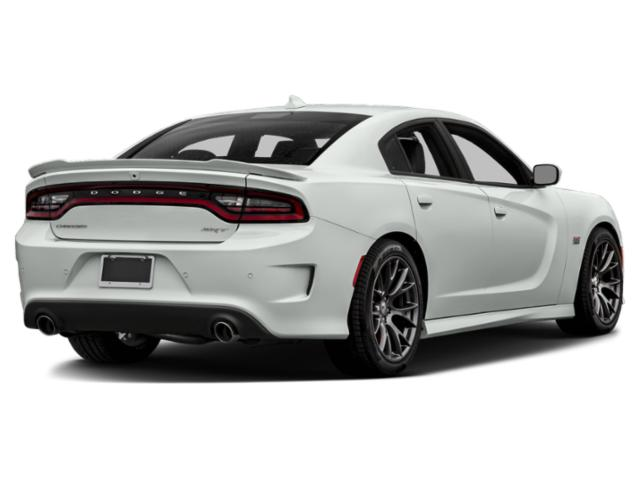 2018 Dodge Charger Prices and Values Sedan 4D SRT 392 V8 side rear view