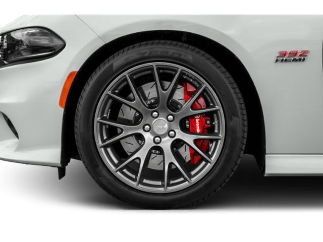 2018 Dodge Charger Prices and Values Sedan 4D R/T Scat Pack V8 wheel