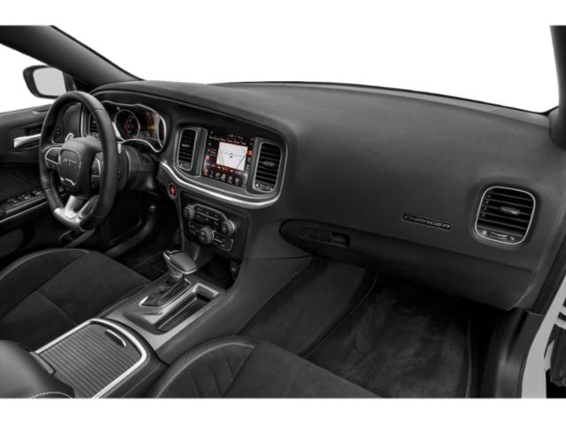 2018 Dodge Charger Prices and Values Sedan 4D R/T Scat Pack V8 passenger's dashboard