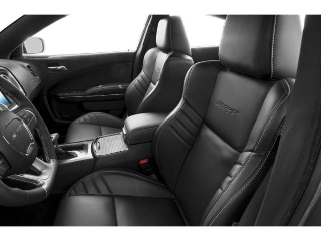 2018 Dodge Charger Prices and Values Sedan 4D R/T Scat Pack V8 front seat interior