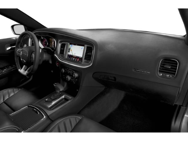 2018 Dodge Charger Prices and Values Sedan 4D GT AWD passenger's dashboard