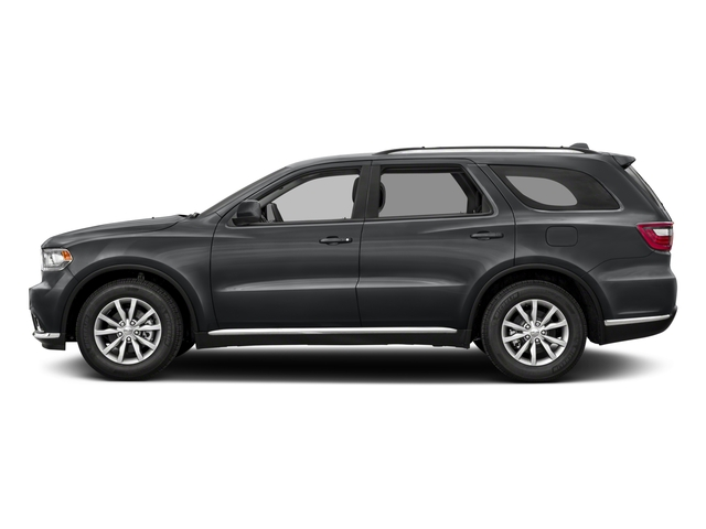 2018 Dodge Durango Base Price SXT RWD Pricing side view